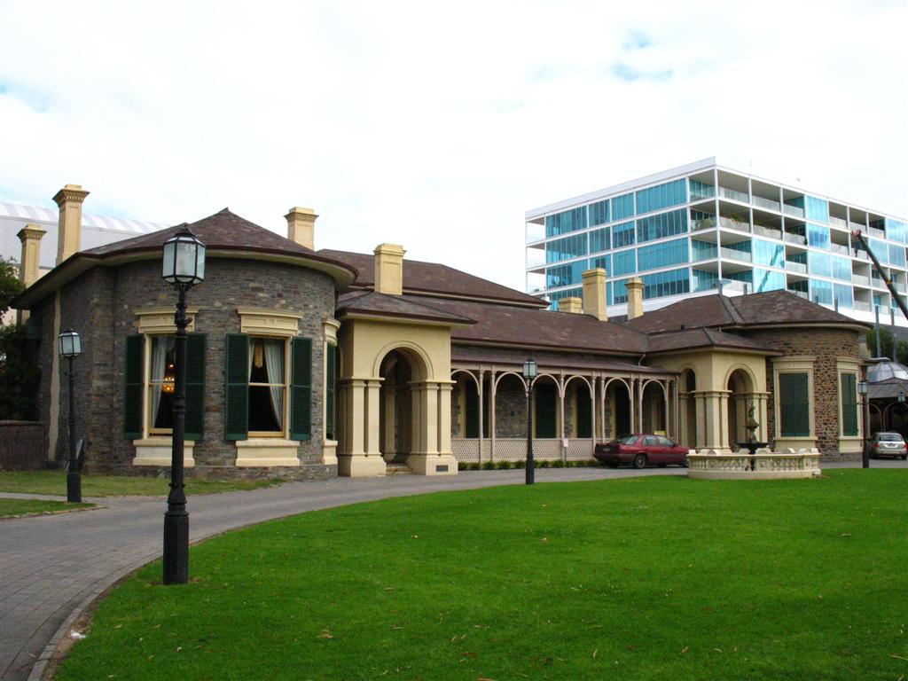 Adelaide for Adelaide house
